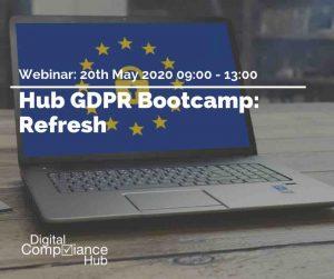 GDPR Refresh Bootcamp