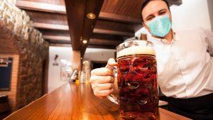 COVID secure pubs bars restaurants