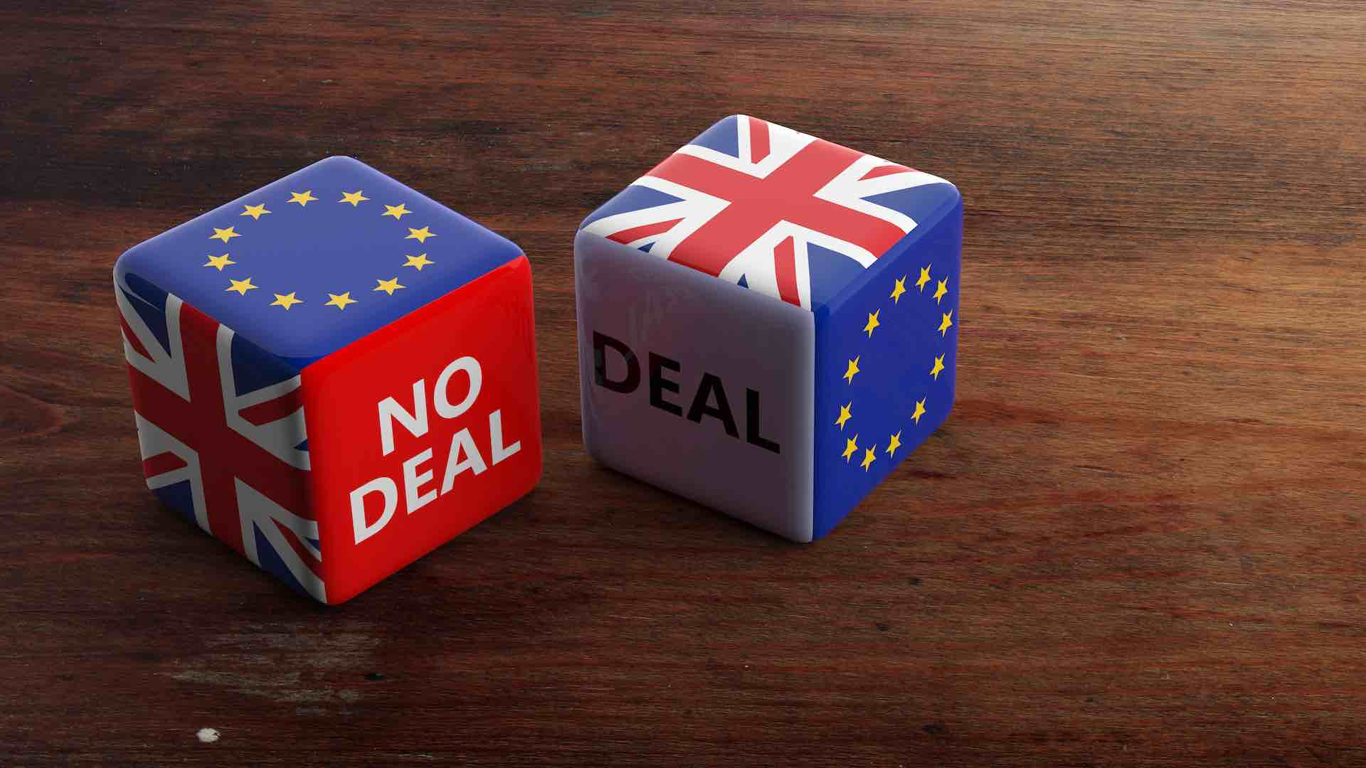 Image depicting deal or no-deal Brexit